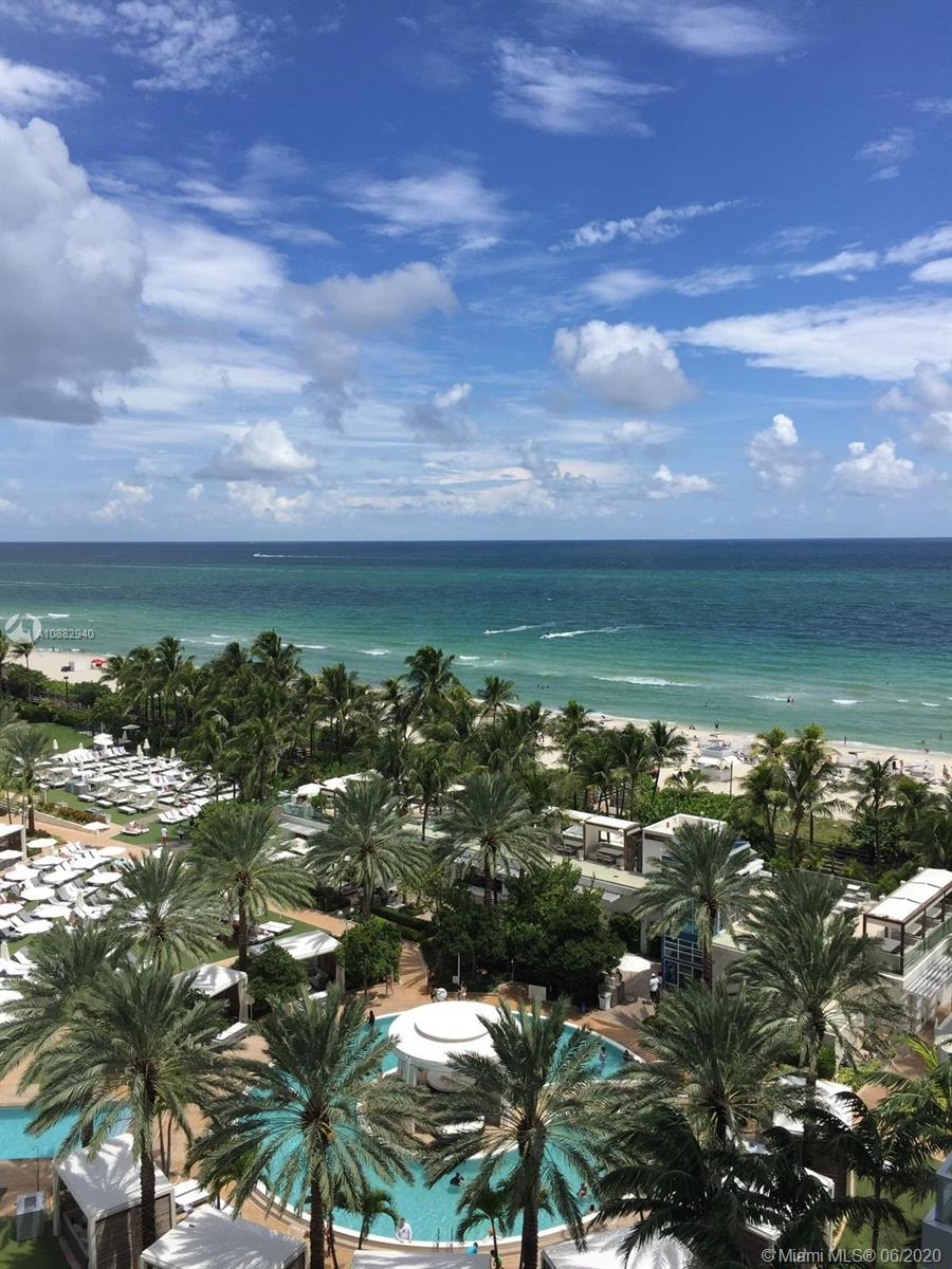 SPECTACULAR JUNIOR SUITE WITH RESORT AND OCEAN VIEW IN FONTAINEBLEAU SORRENTO CONDO- HOTEL. GREAT RENTAL PROGRAM AVAILABLE OR NEW OWNER CAN CHOOSE TO RENT/OCCUPY ON THEIR OWN. AMAZING COMMON ELEMENTS AND AMENITIES INCLUDING POOLS, RESTAURANTS, GYM AND SPA. BOARDWALK BEHIND BUILDING. CLOSE TO SOUTH BEACH.