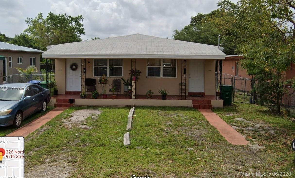 326 NW 97th St  For Sale A10874190, FL