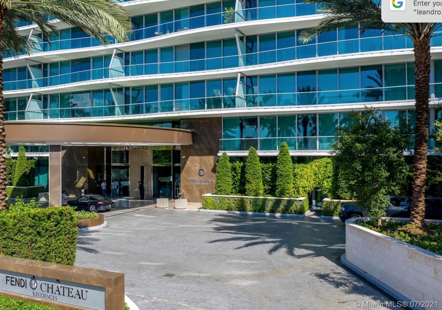 FENDI Chateau Residences, 9349 Collins Ave Unit 506, Surfside, Florida 33154, image 1