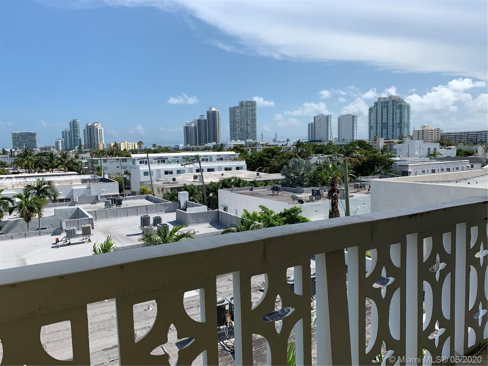 1020  Meridian Ave #502 For Sale A10871579, FL