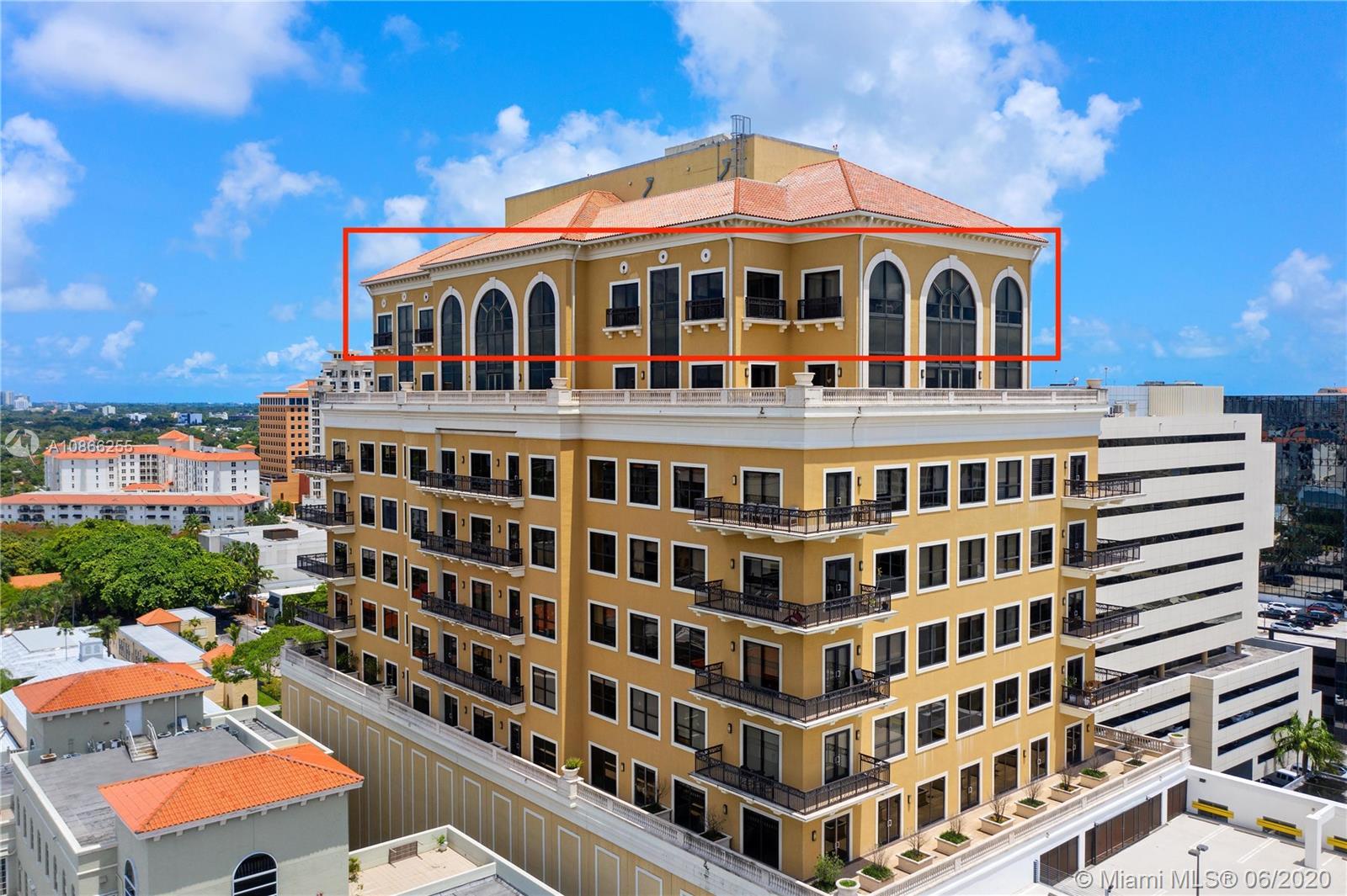 2020  Ponce De Leon Blvd #PH2 For Sale A10866255, FL