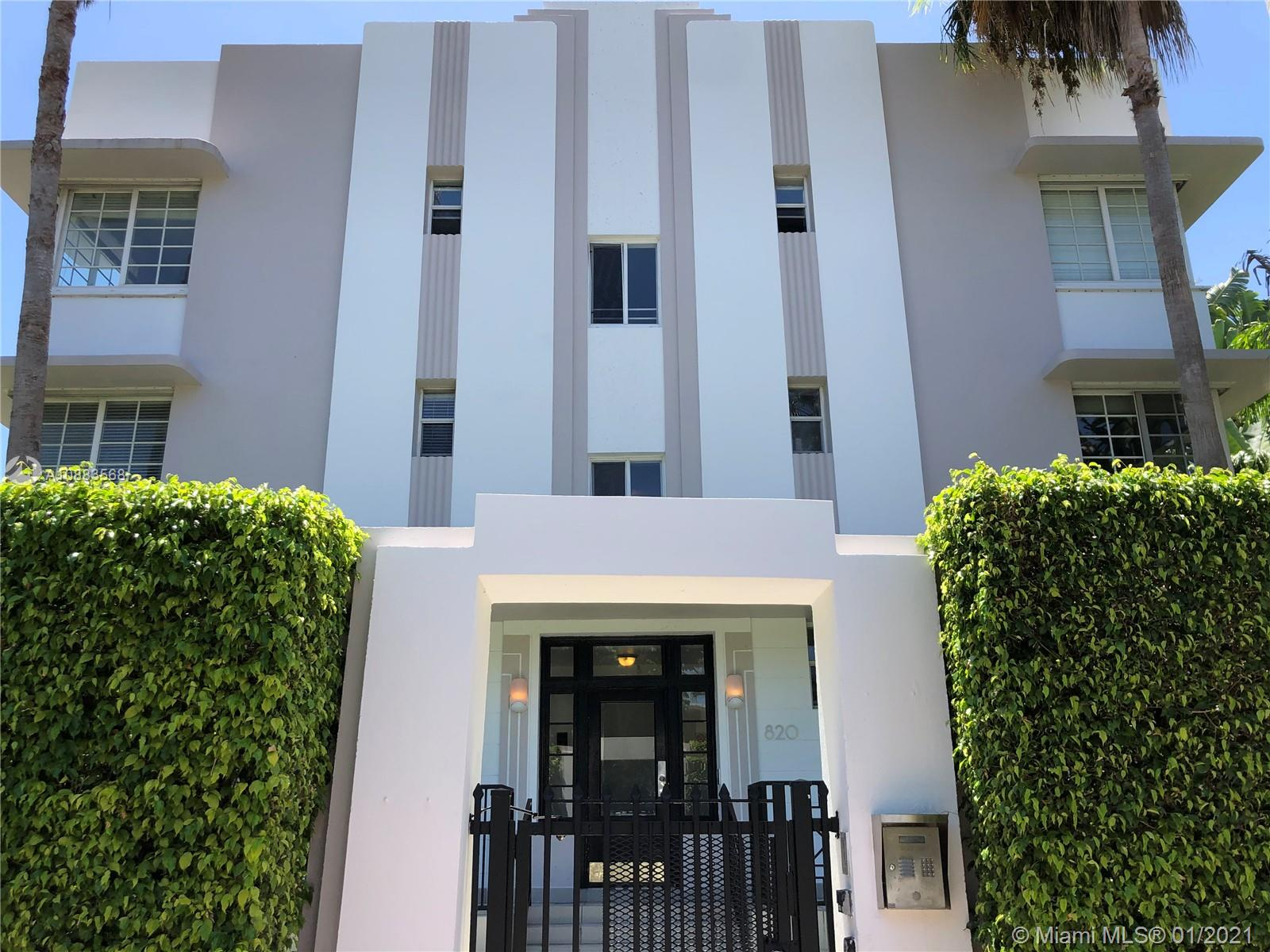 820  Euclid Ave #102 For Sale A10883568, FL