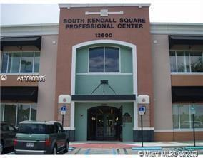 12600 SW 120th St #110 For Sale A10883736, FL