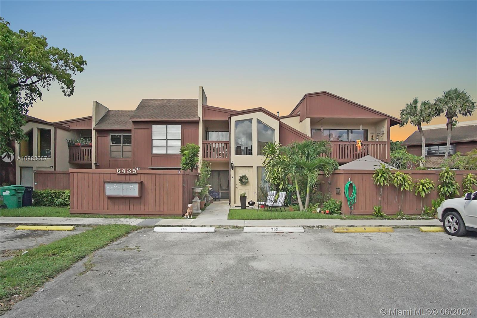 6435 SW 116th Pl #F For Sale A10883667, FL