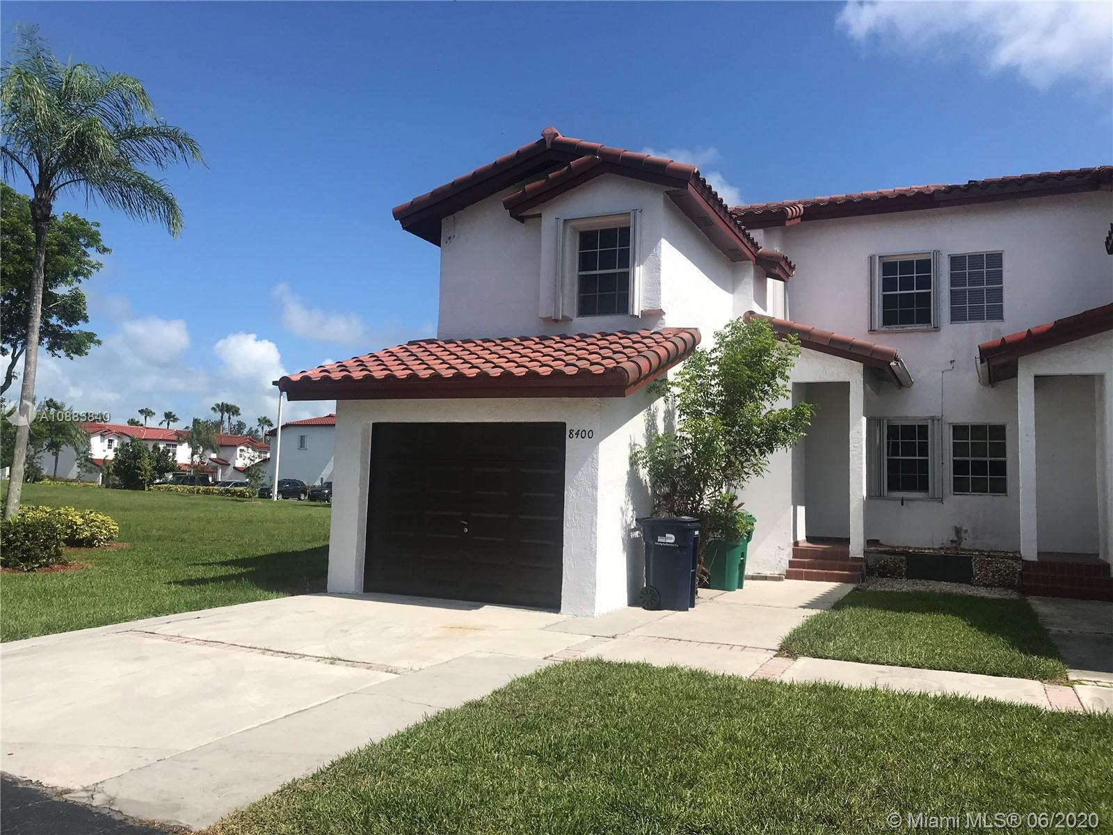 8400 SW 208th Ter #8400 For Sale A10883840, FL