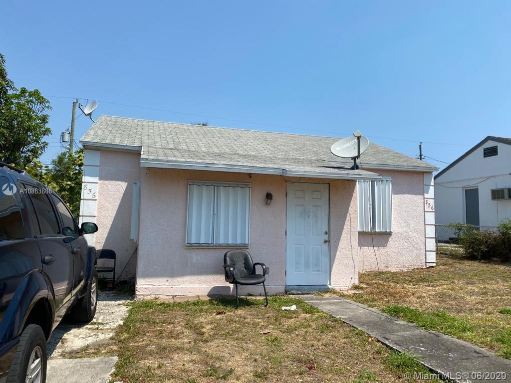 856 W 4th St  For Sale A10883888, FL