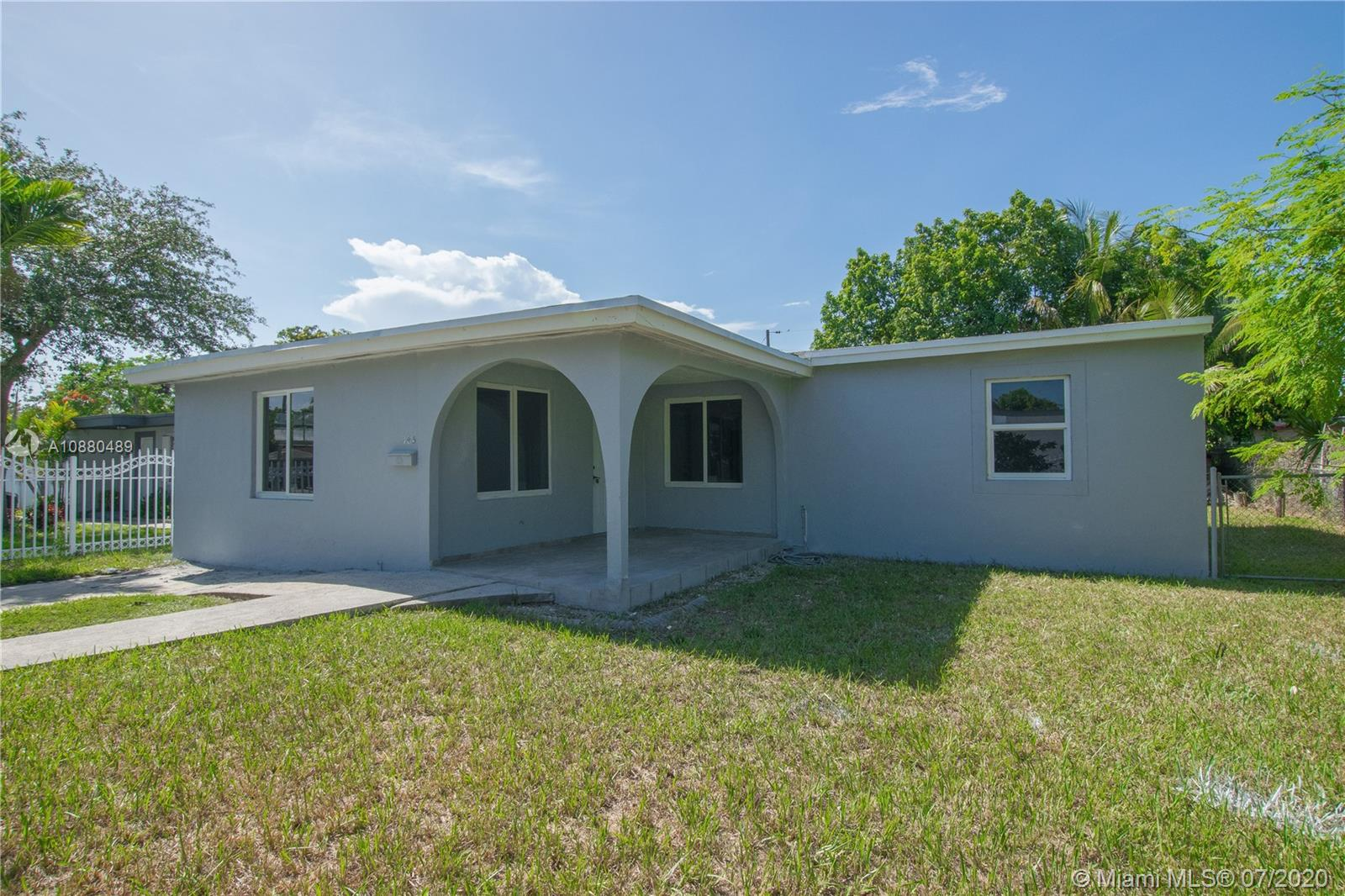 145 NW 123rd St  For Sale A10880489, FL