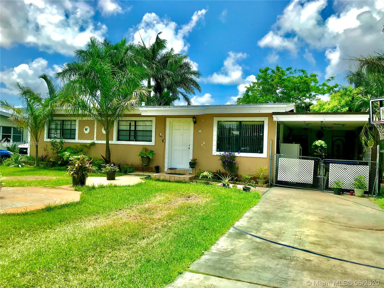 18760 SW 311th St  For Sale A10875818, FL