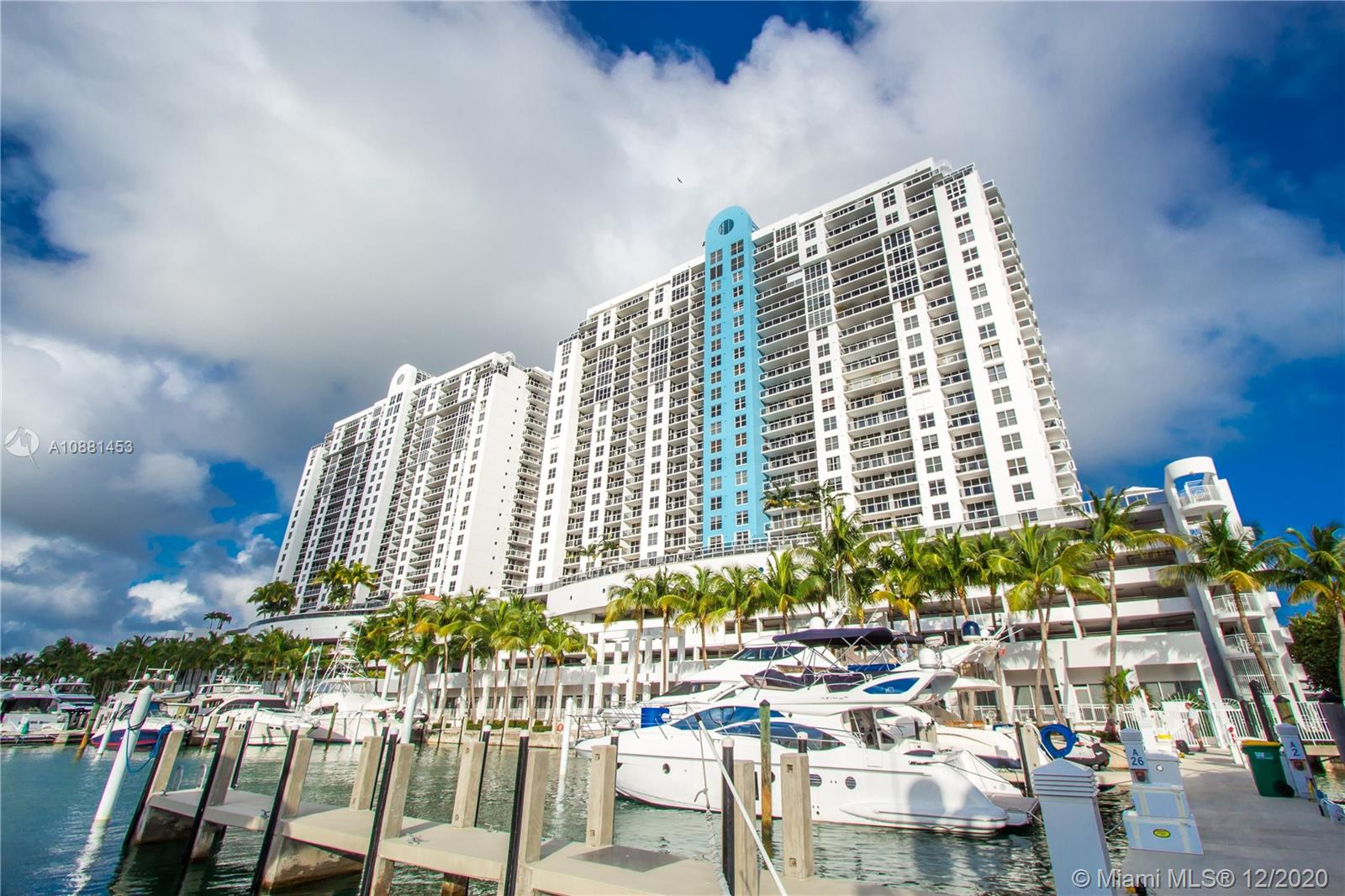 1800  Sunset Harbour Dr #1409 For Sale A10881453, FL