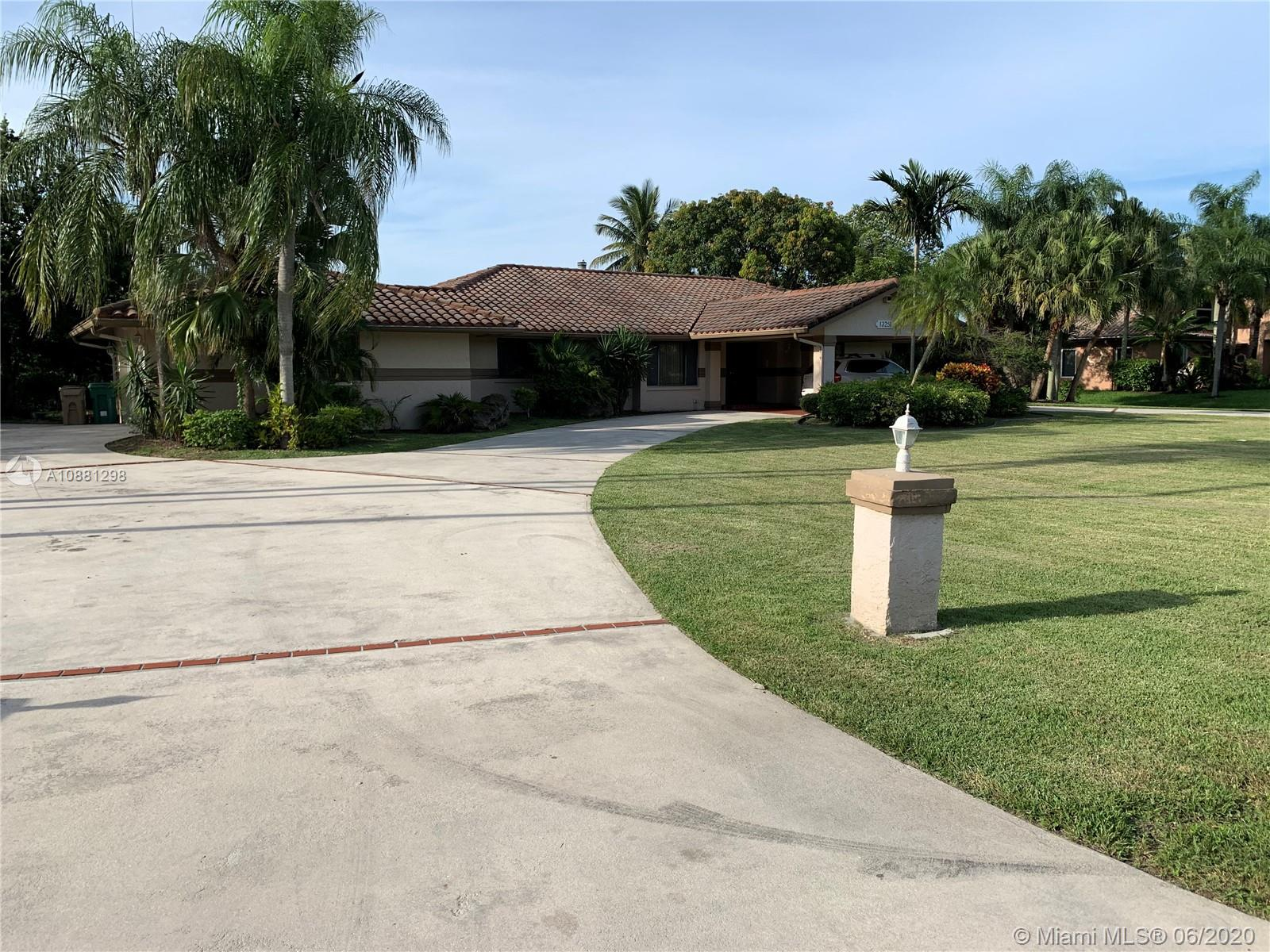 13251 SW 33rd Ct  For Sale A10881298, FL