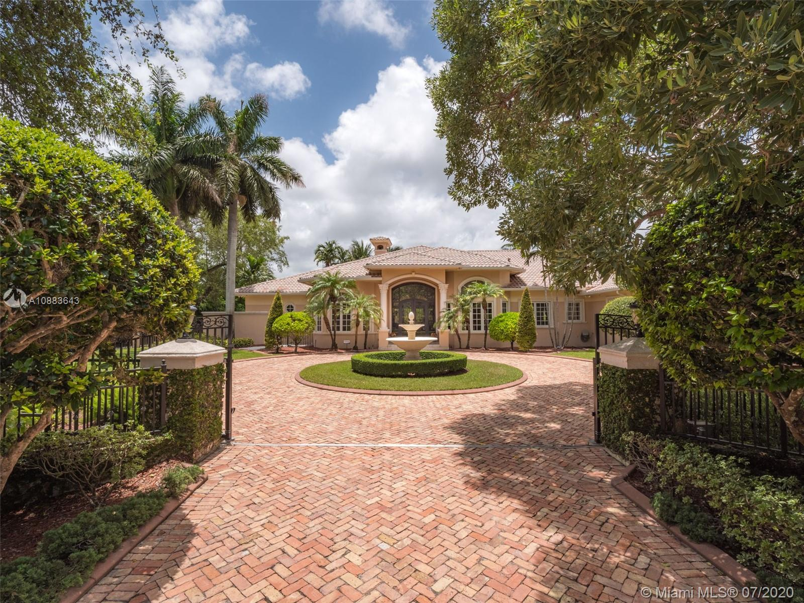 13300 SW 63rd Ave  For Sale A10883643, FL