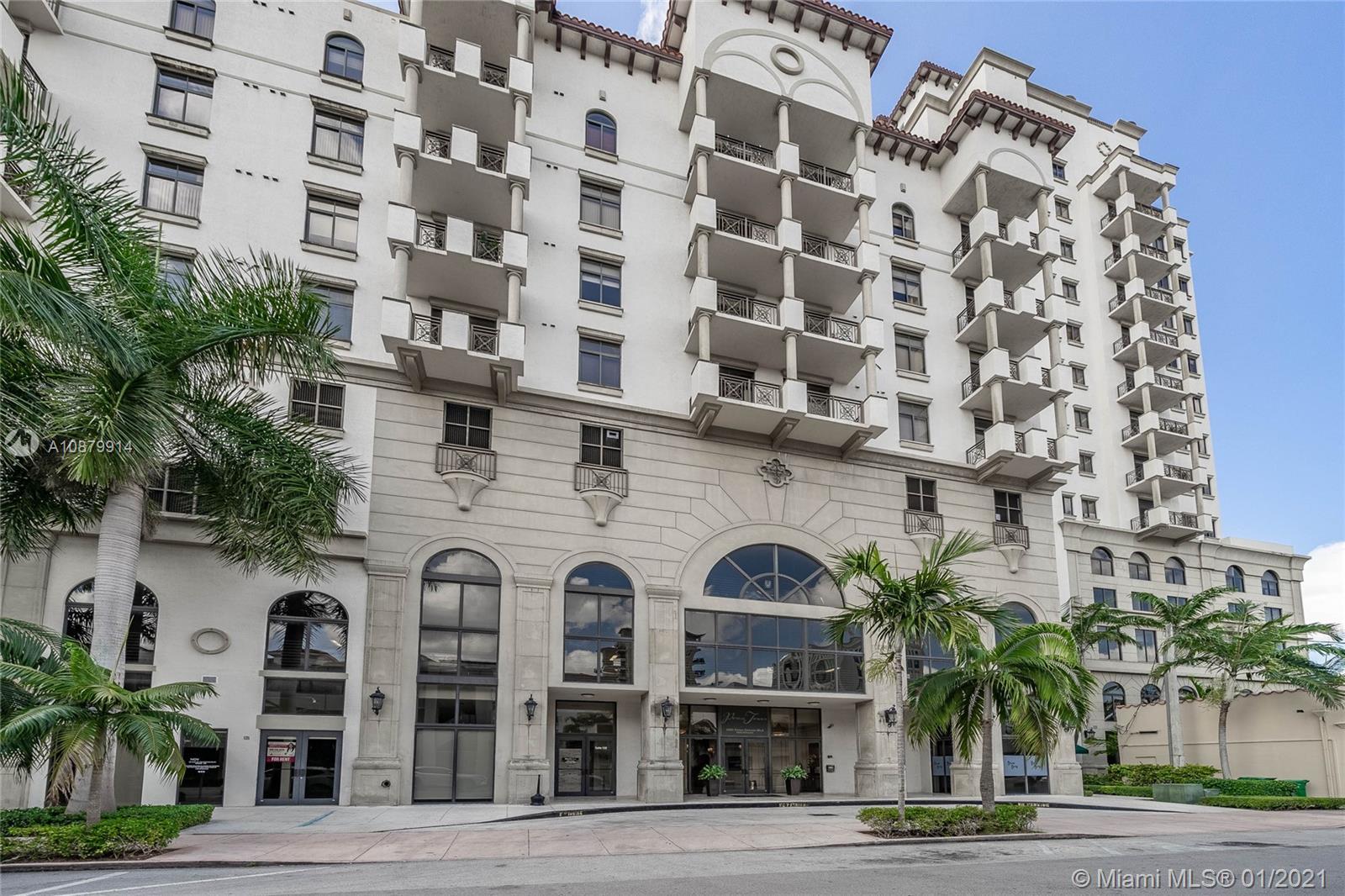 1805  Ponce De Leon Blvd #632 For Sale A10879914, FL