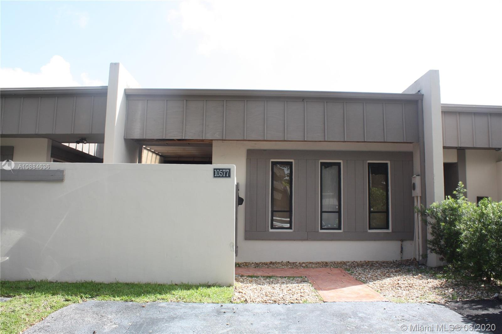 10577 SW 73rd Ter #1 For Sale A10884636, FL