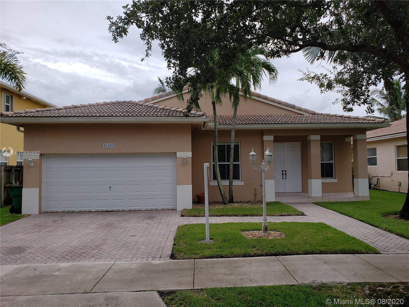 15812 SW 63rd Ter  For Sale A10884660, FL