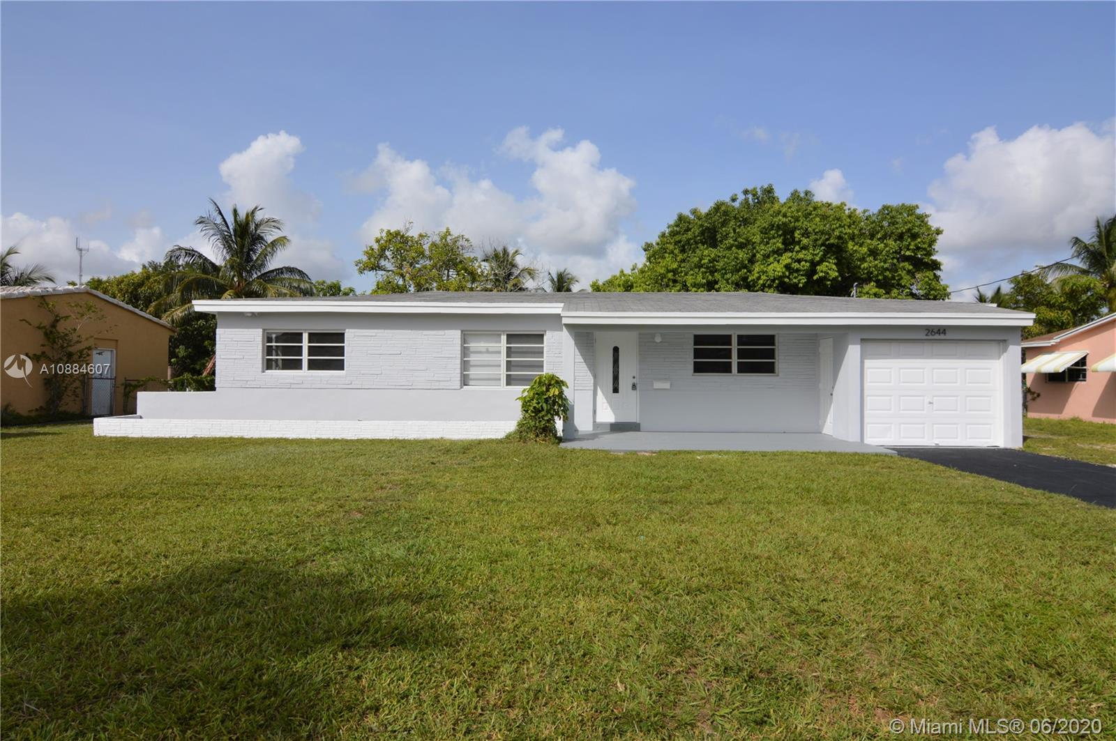 2644 SW 66th Ter  For Sale A10884607, FL