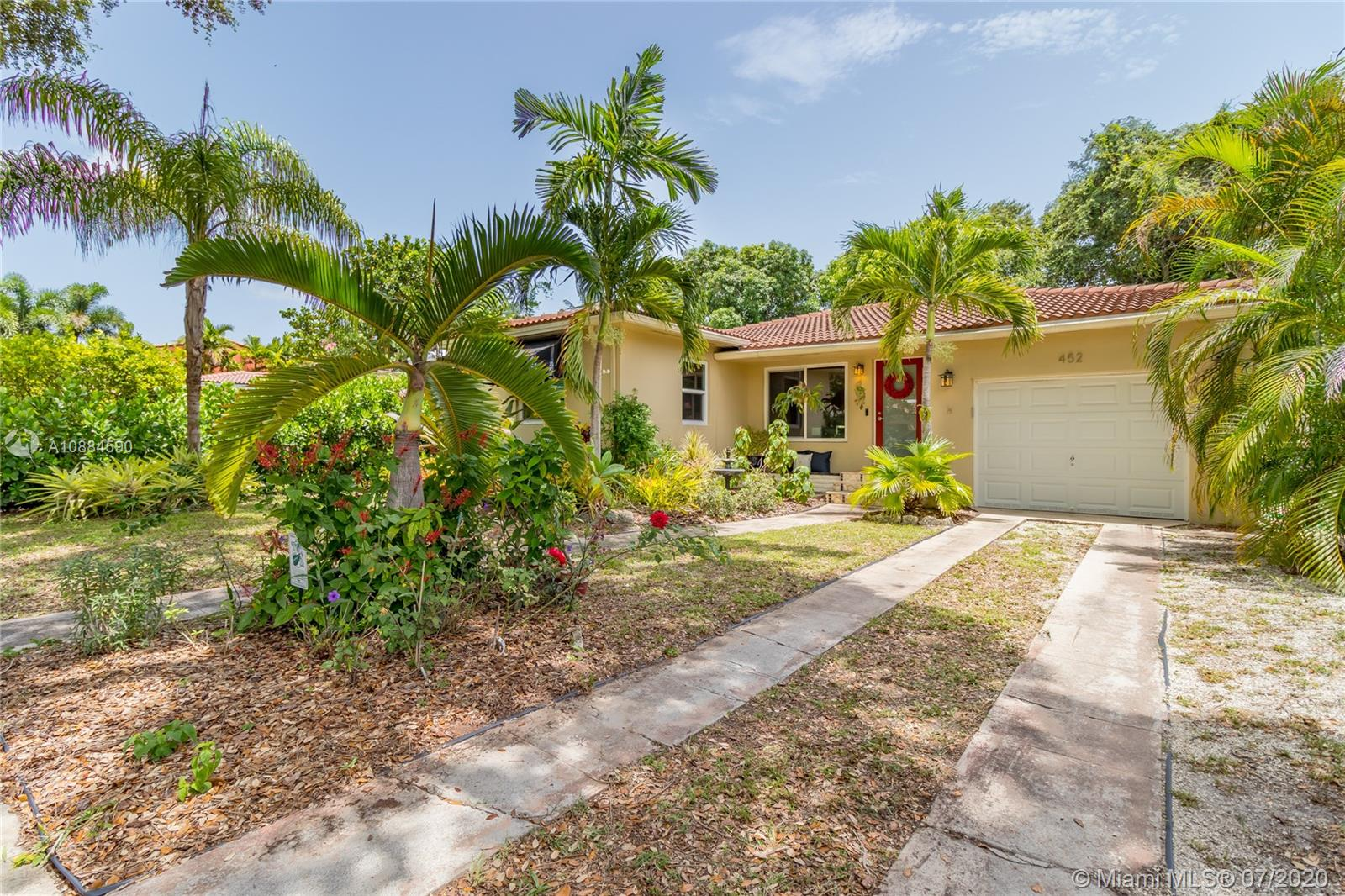 452 NE 90th St  For Sale A10884590, FL