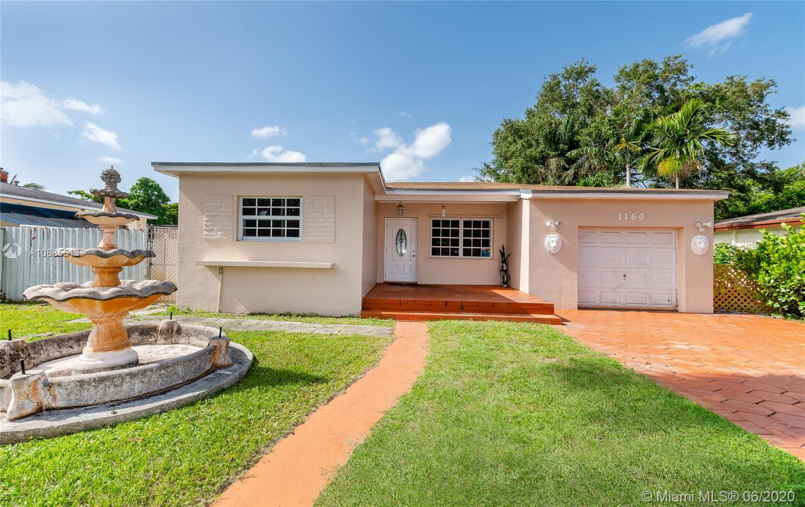 1160 NE 144th St  For Sale A10885513, FL