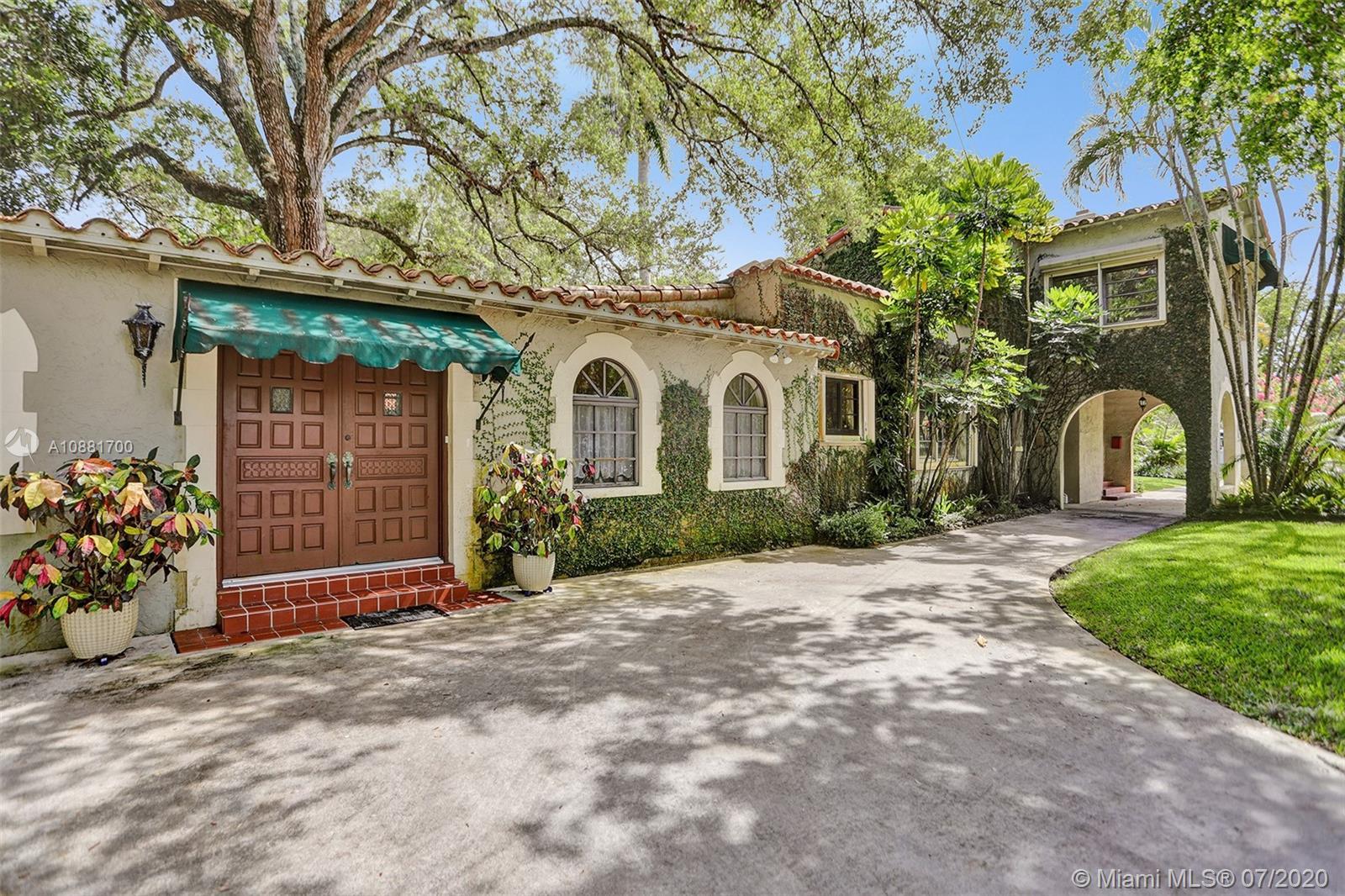 1603  Granada Blvd  For Sale A10881700, FL
