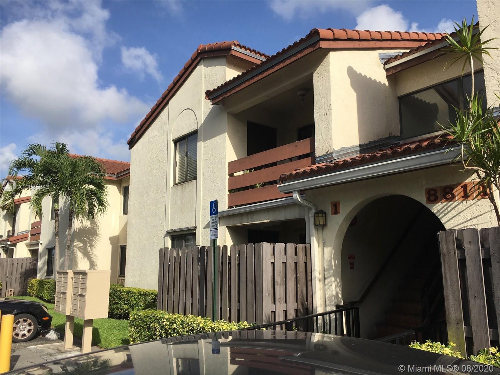 8811 SW 123rd Ct #208 For Sale A10885843, FL