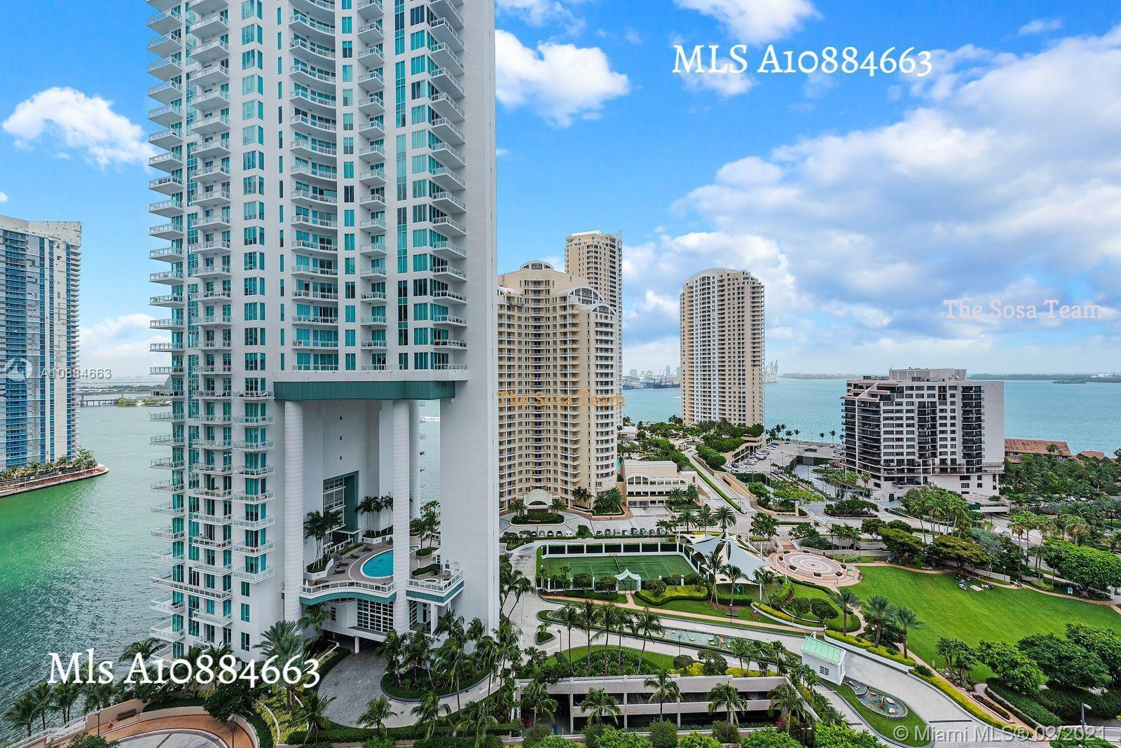 801  Brickell Key Blvd #1912 For Sale A10884663, FL