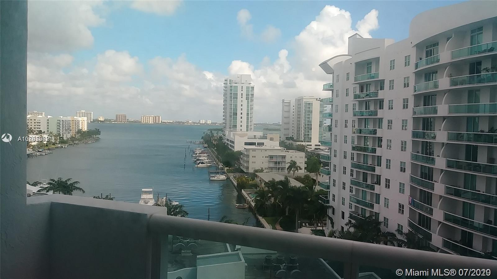 Assessment paid in full! 2bd 2BA Unit at luxurious 360 Condo in North Bay Village with direct bay views. Close to prestigious Bal Harbour shops and restaurants, South Beach, Downtown Miami, Brickell. This spacious unit has direct views of the bay from every room. It includes: 1 assigned parking spaces, extra large balcony, ss appliances, granite tops, state of the art fitness facility, saunas, poolside cabanas, recreational clubhouse, and full service lobby. Included in HOA: cable, internet, sewer, trash, building insurance, and unlimited free valet for residents and guests. Unit tenant occupied with a great tenant. Easy to show! Text Anthony Santiago.