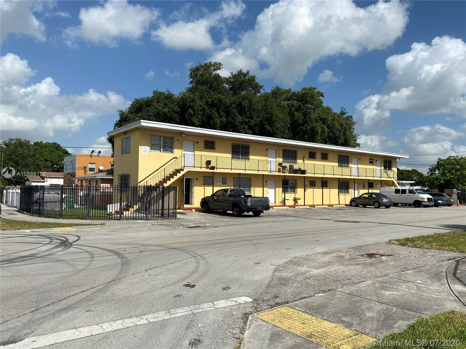 7000 NW 8th Ave #1 For Sale A10886128, FL