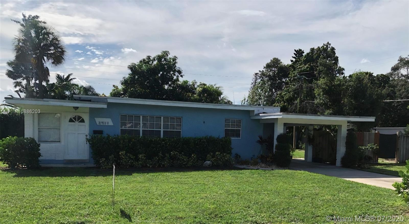 2911 SW 9th Ave  For Sale A10886203, FL