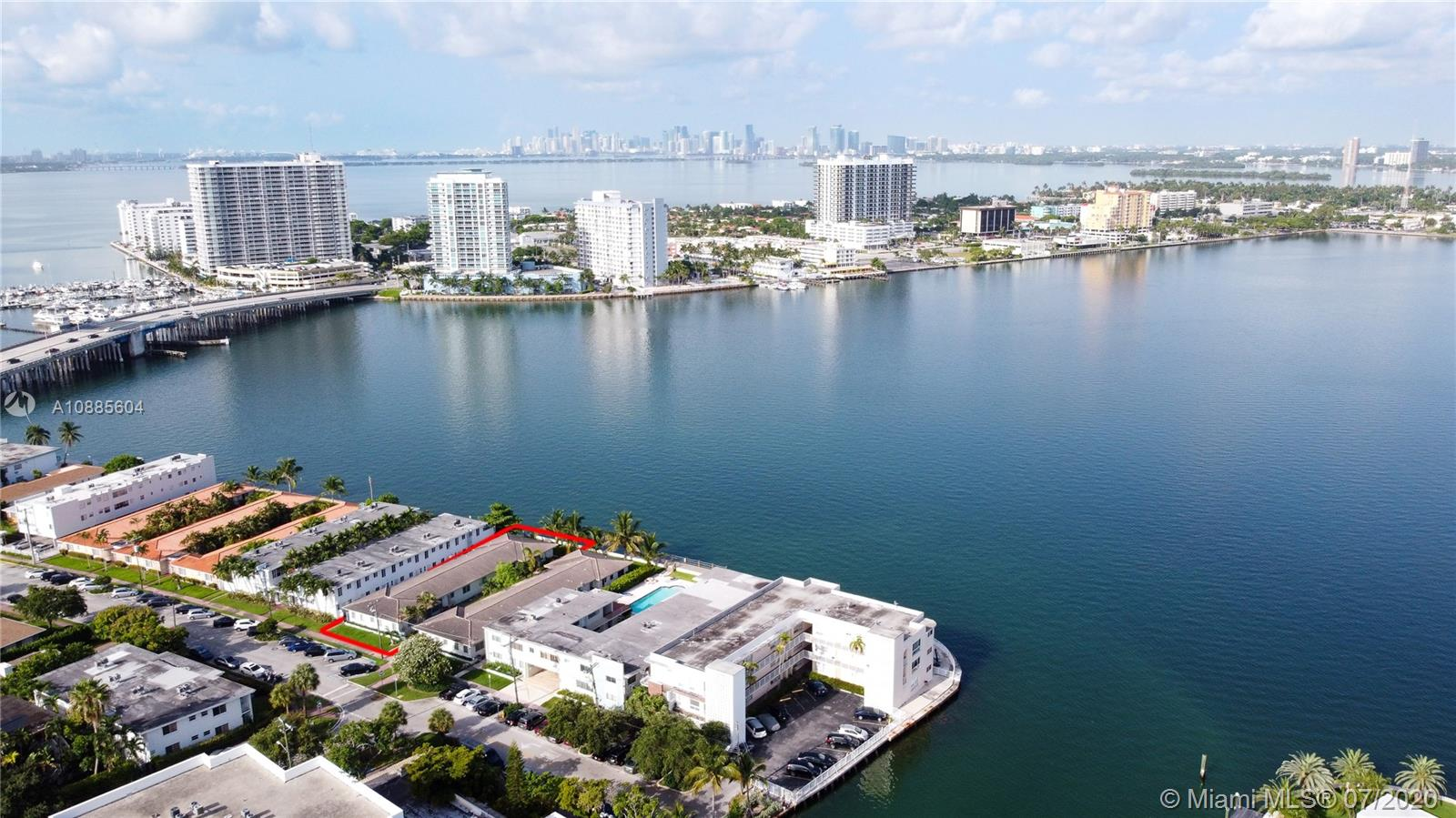2200  Bay Dr #1 For Sale A10885604, FL