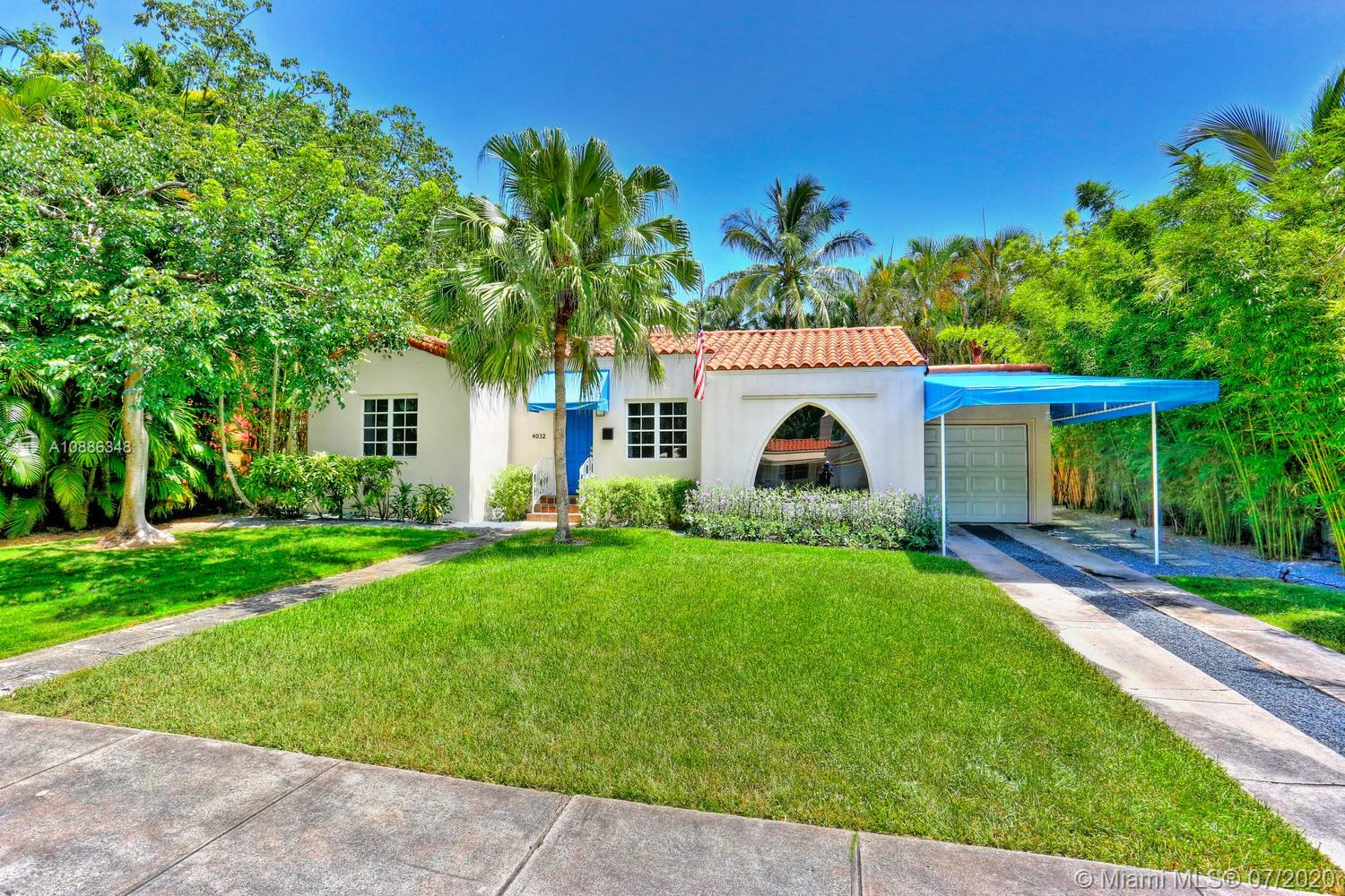 4032  Park Ave  For Sale A10886348, FL
