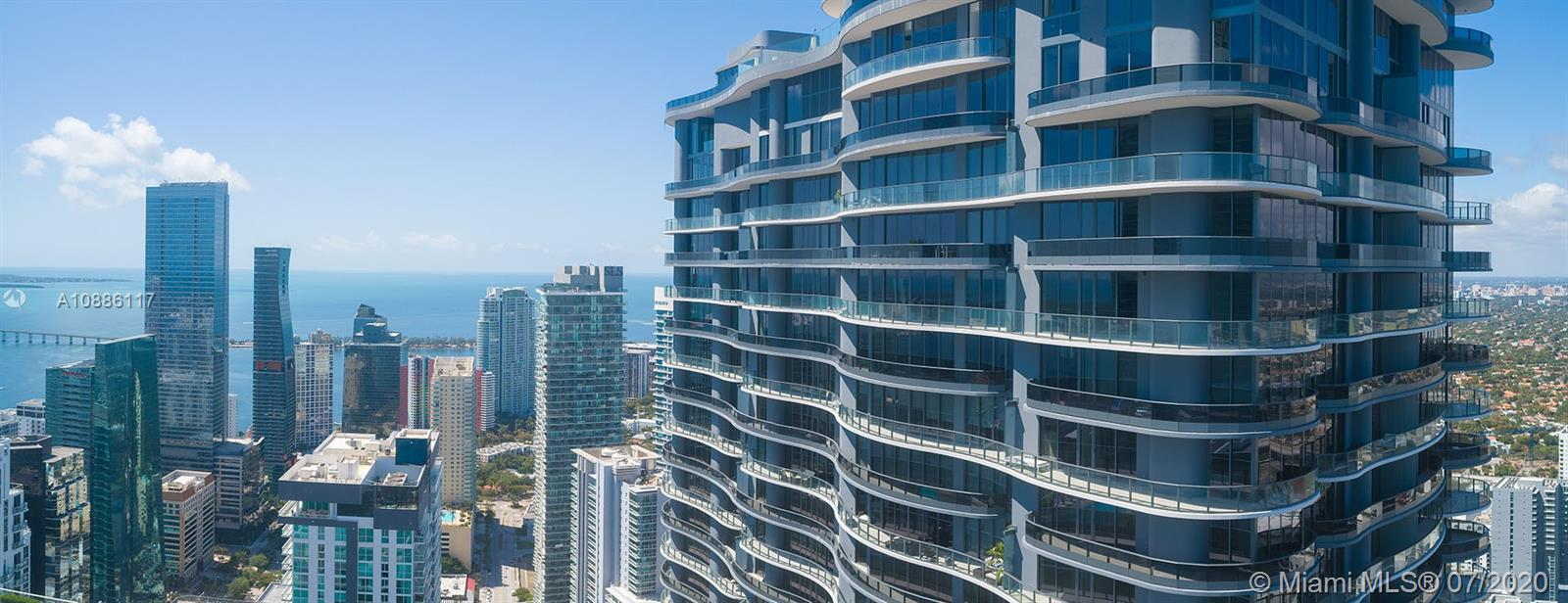 1000  Brickell Plz #3702 For Sale A10886117, FL