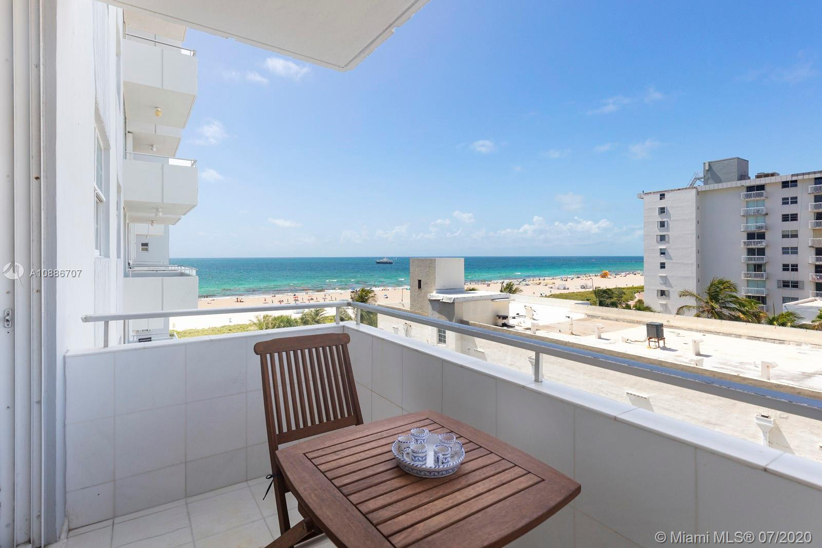 465  Ocean Dr #710 For Sale A10886707, FL