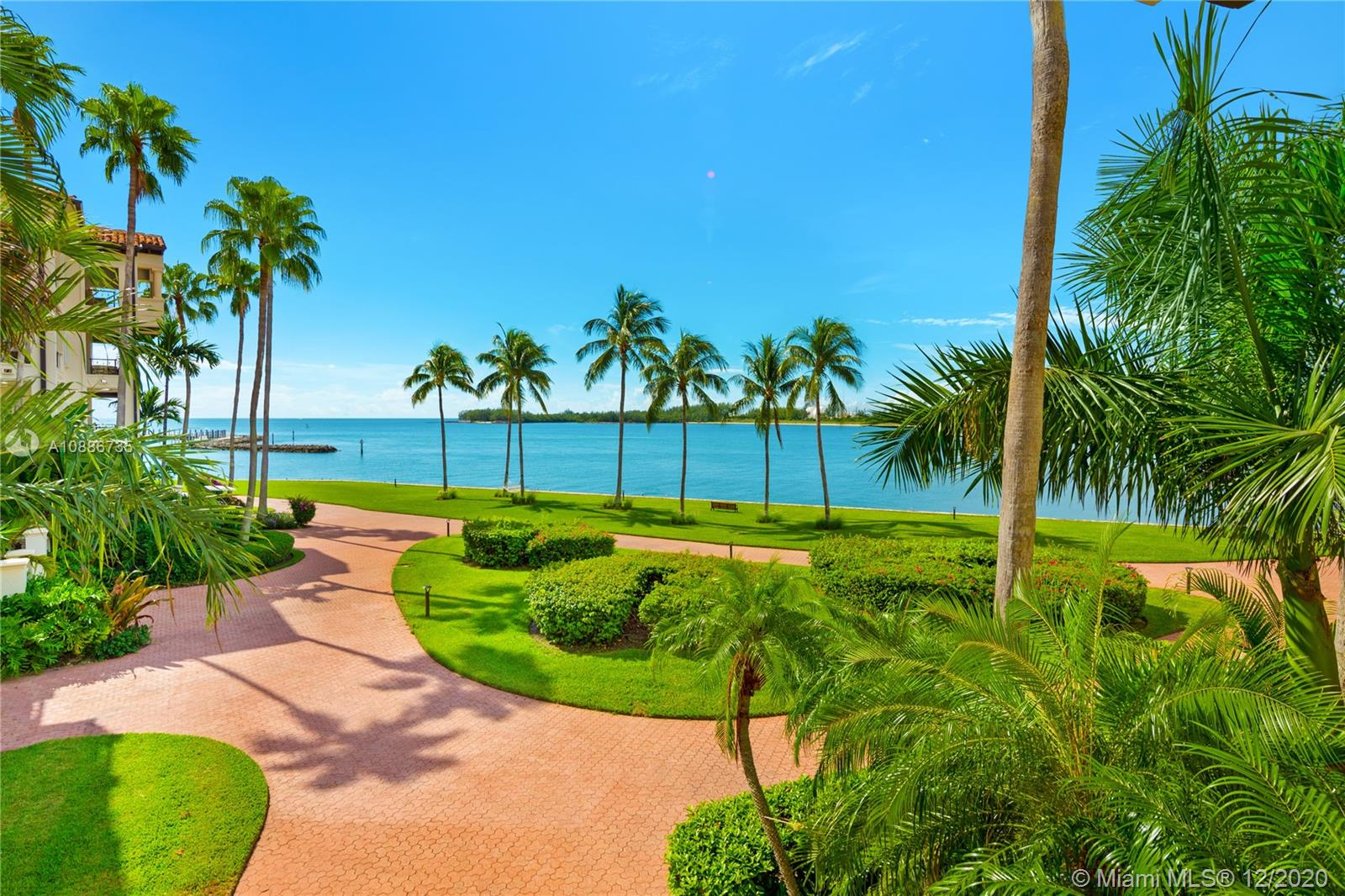 2321  FISHER ISLAND DR #4201 For Sale A10886735, FL