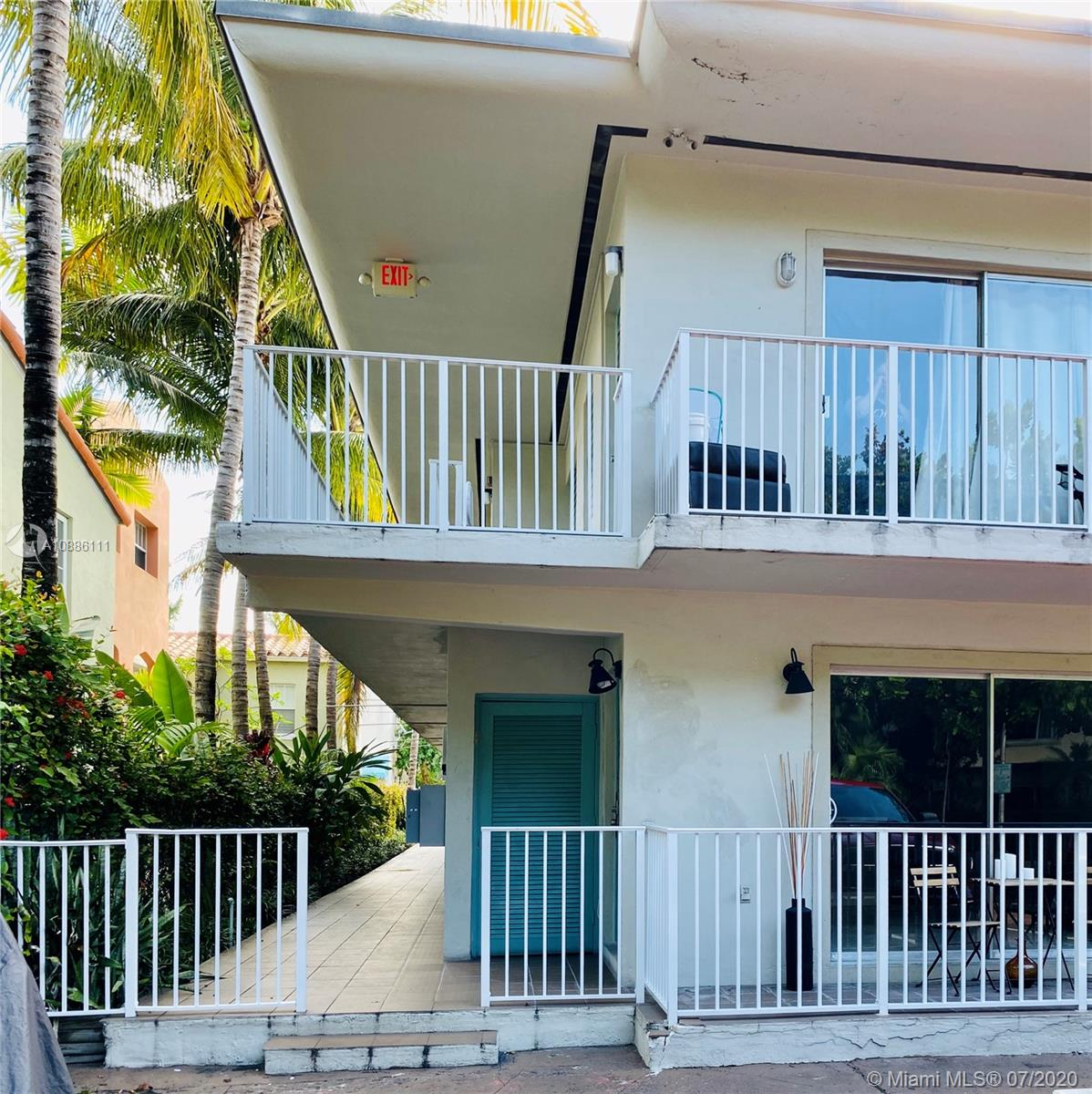 921  Meridian #2 For Sale A10886111, FL