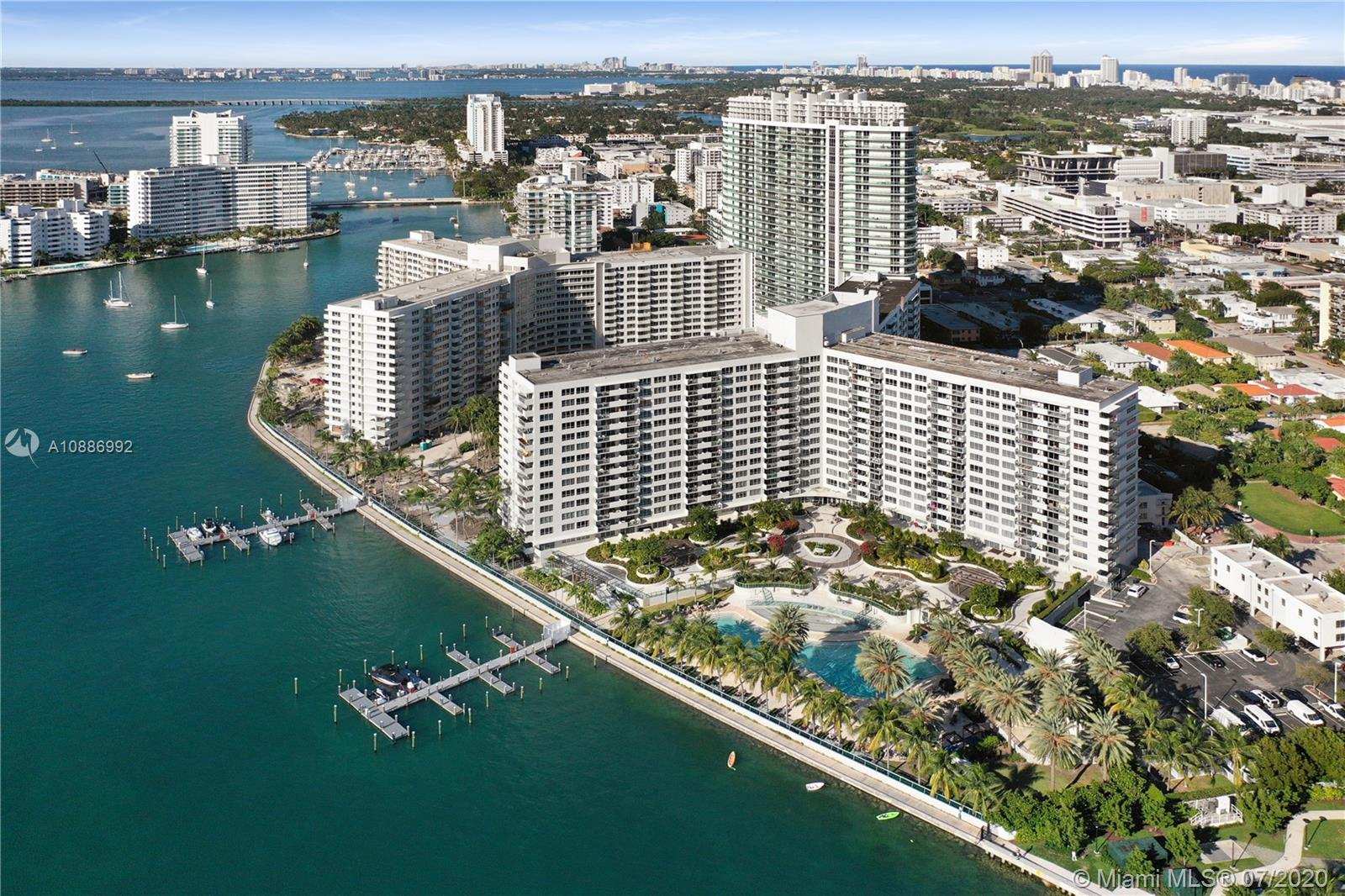 1500  Bay Rd #606S For Sale A10886992, FL