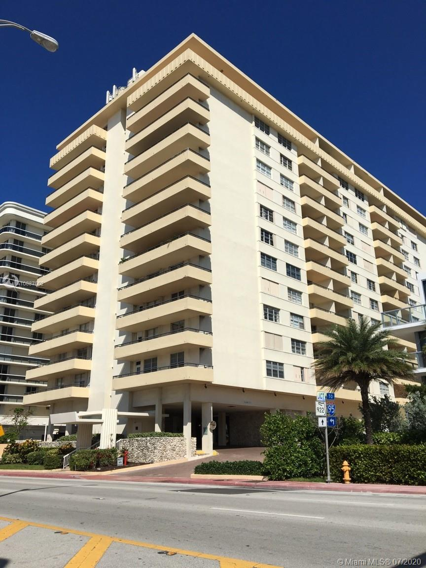 9511  COLLINS AV #1208 For Sale A10887002, FL