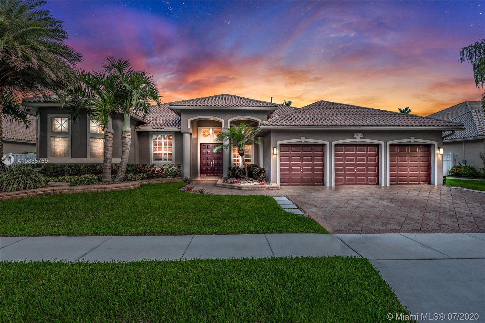 13718 NW 18th St  For Sale A10885769, FL