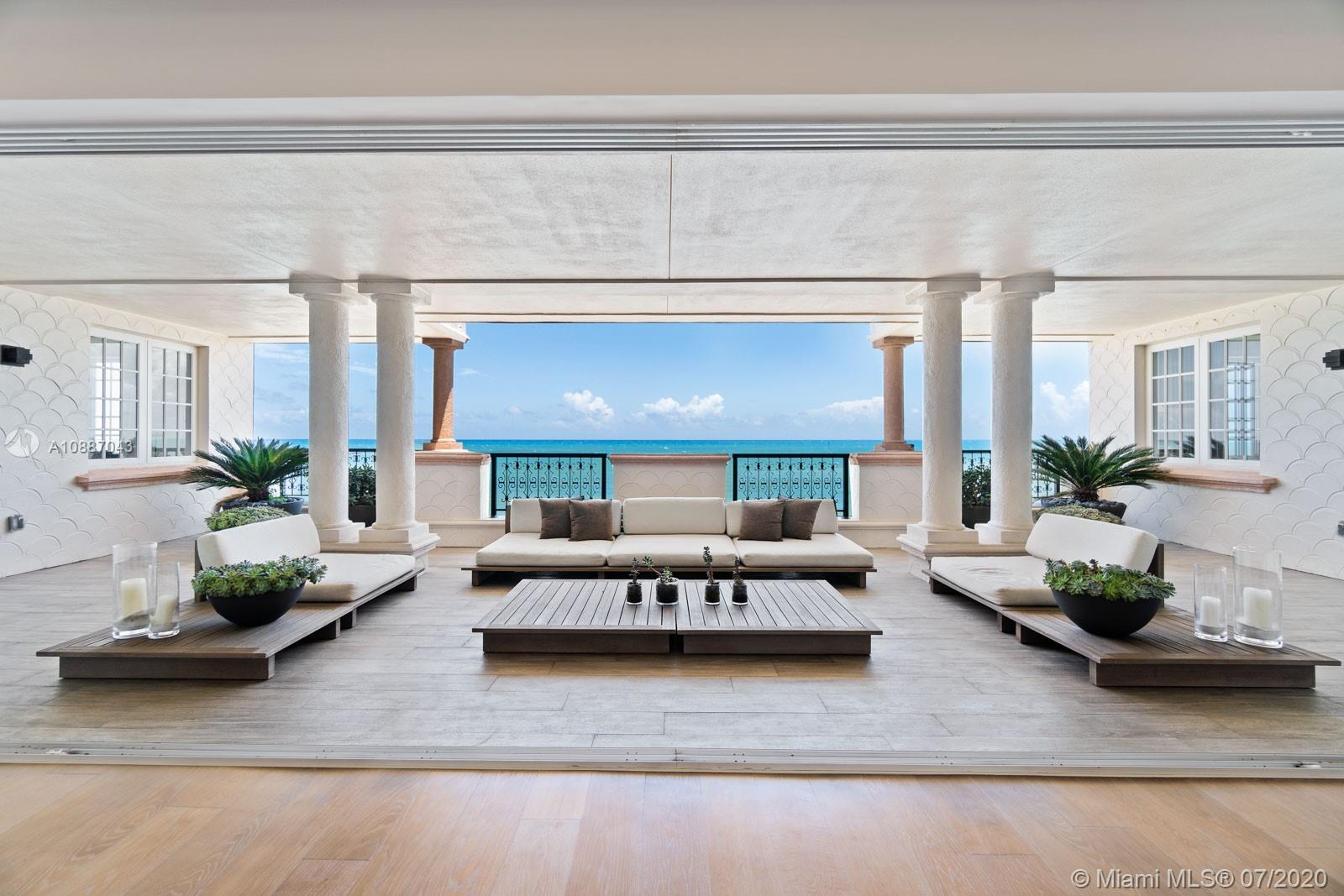 7764  Fisher Island Dr #7764 For Sale A10887043, FL