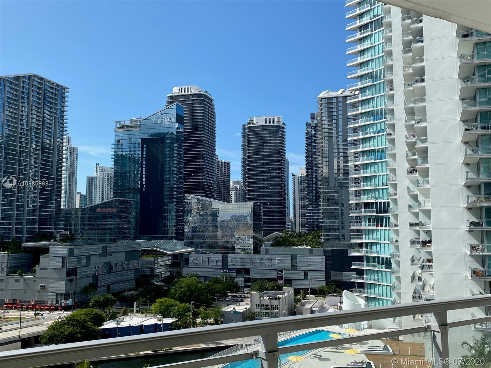 90 SW 3rd St #1701 For Sale A10885868, FL