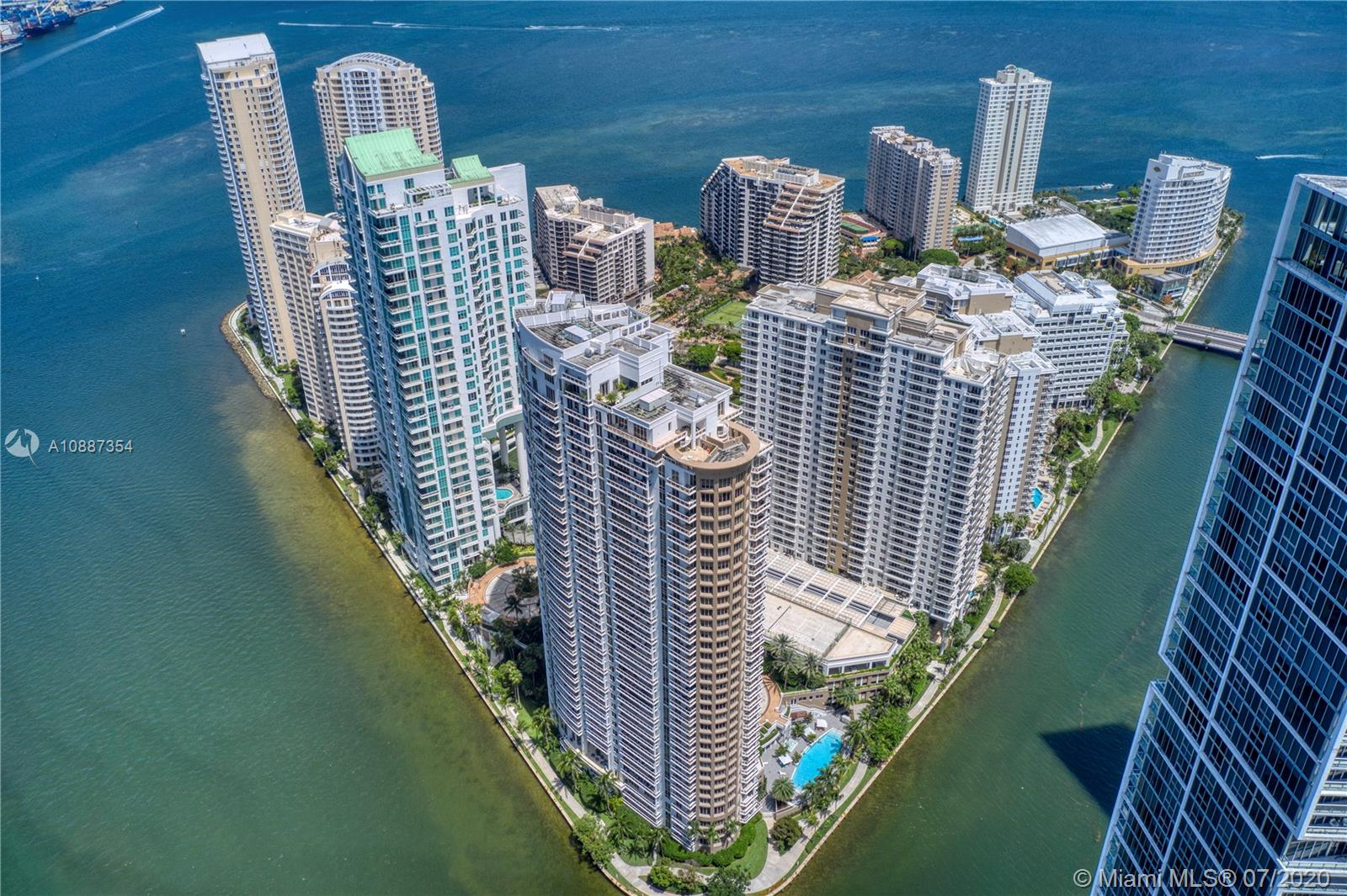 901  Brickell Key Blvd #2401 For Sale A10887354, FL