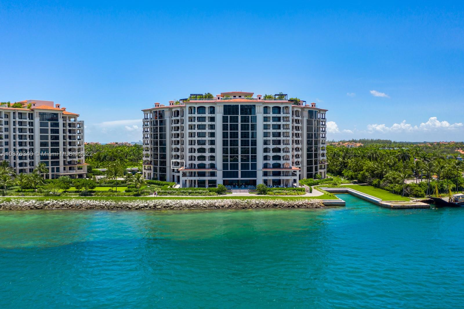 6835  Fisher Island Dr #6835 For Sale A10876340, FL