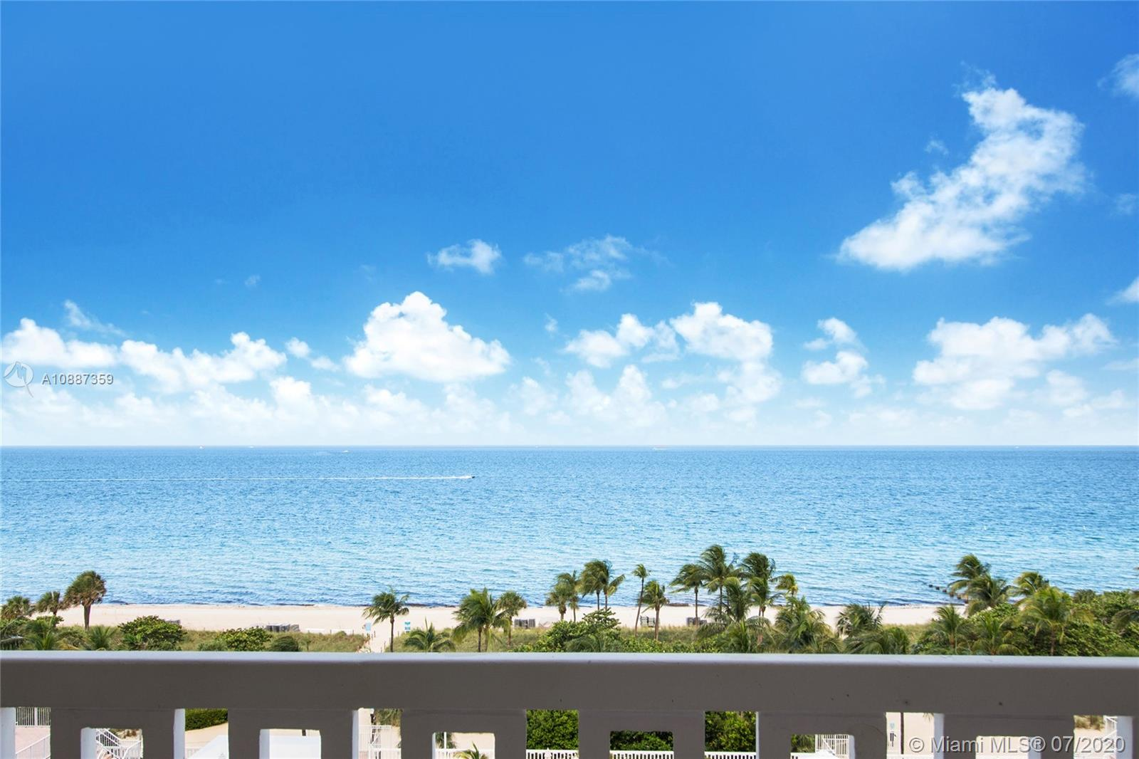 9801  Collins Ave #9Y For Sale A10887359, FL