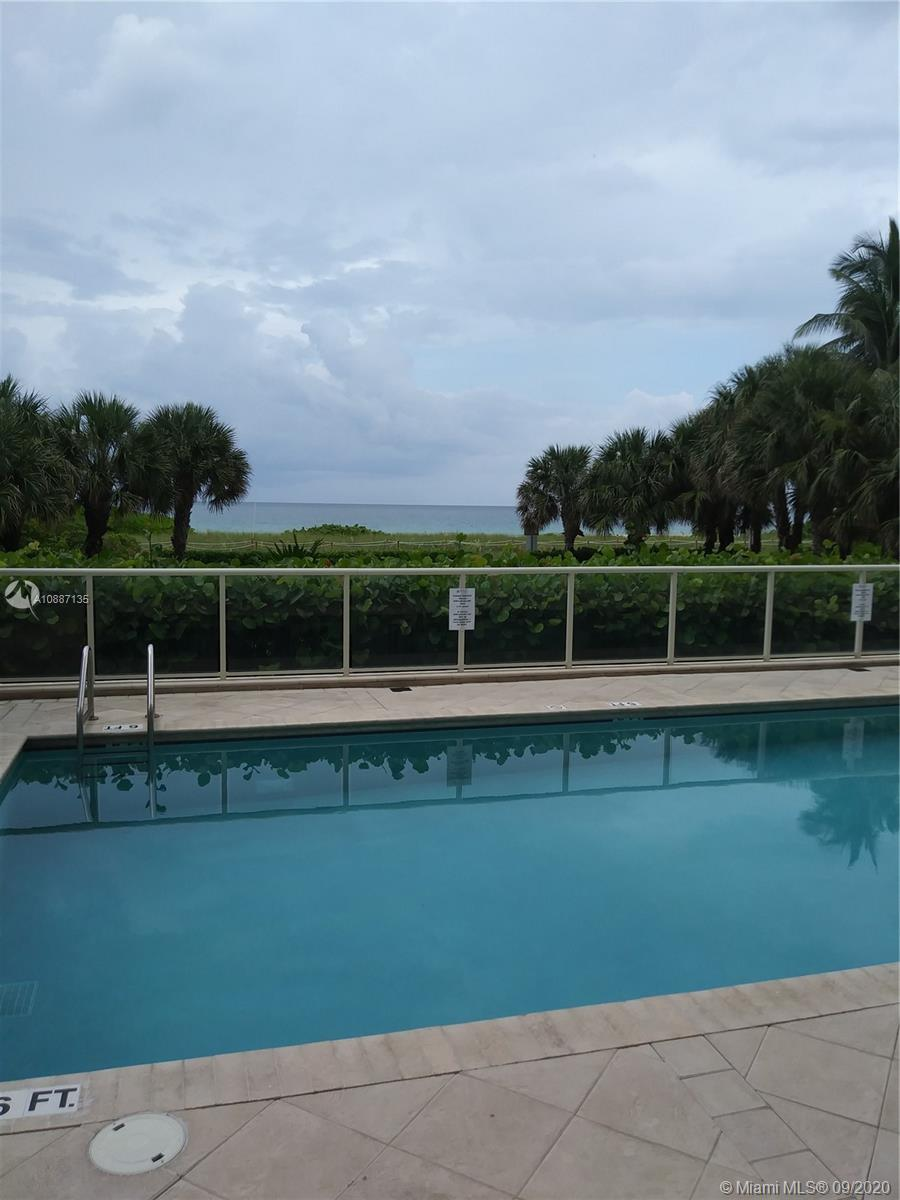 OCEAN AND CITY  VIEW CONDO 1 BED PLUS DEN 2 BATHS, BALCONY WITH GREAT POTENTIAL EXCELLENT SURFSIDE LOCATION NEAR SHOPS AND RESTAURANTS AS IS SHORT SALE OFFER ARE SUBJECT TO LENDER APPROVAL