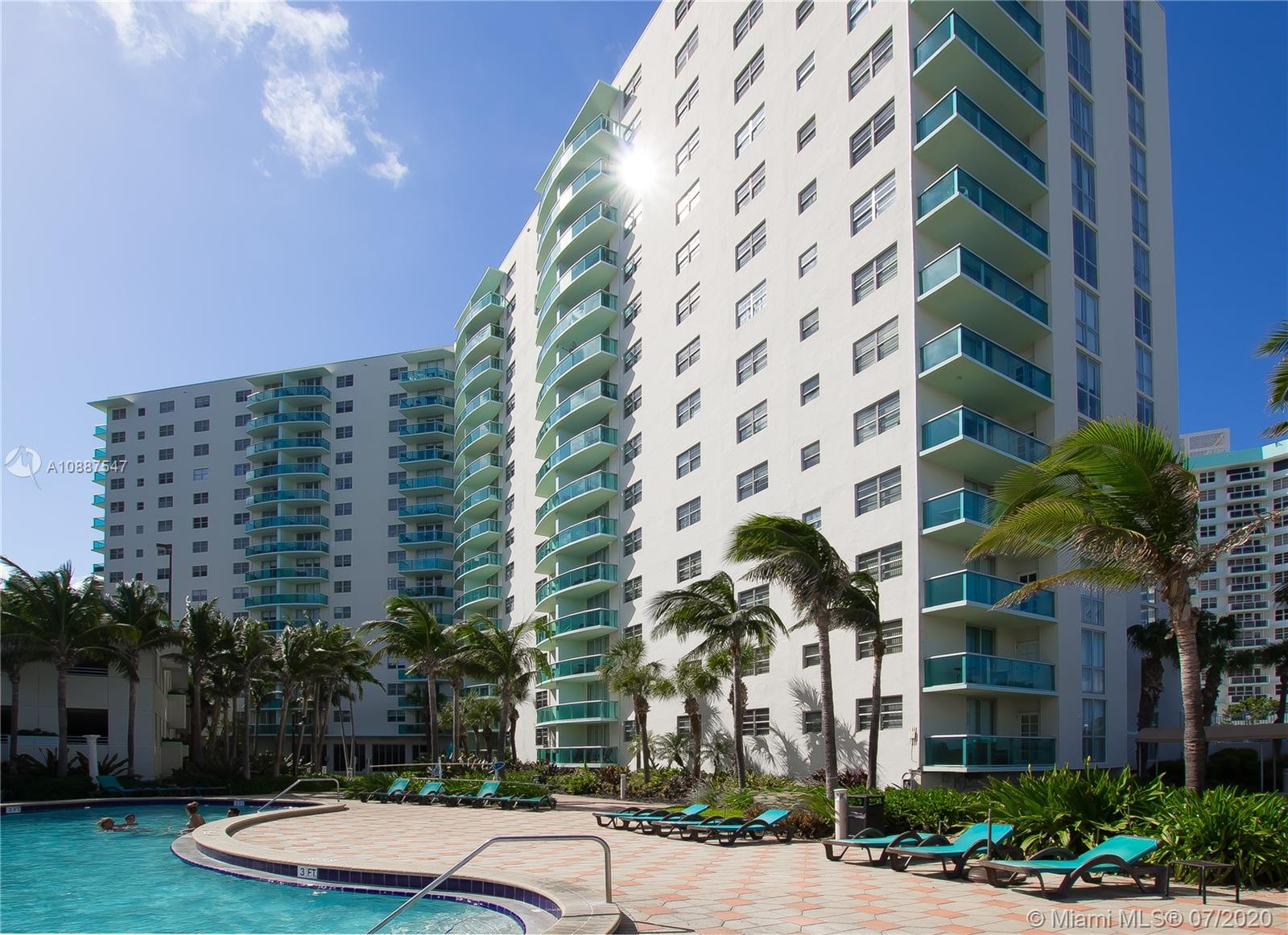 3801 S Ocean Dr #4H For Sale A10887547, FL