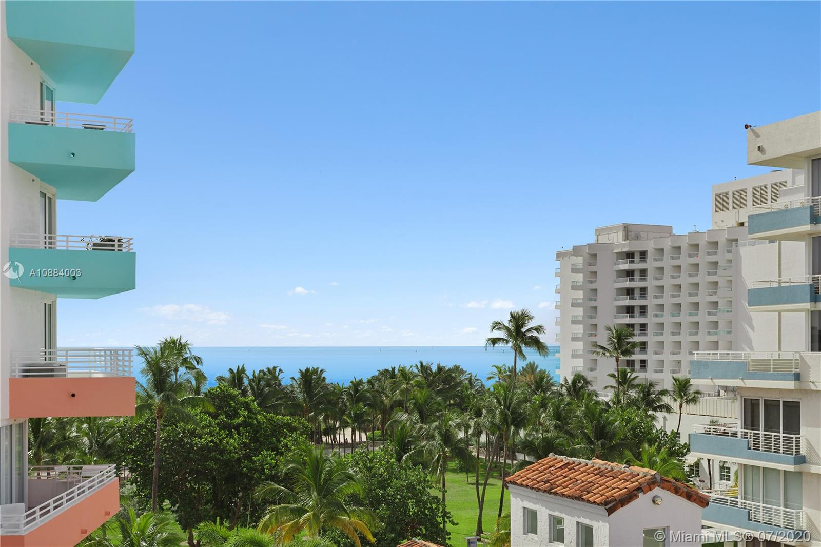 225  Collins Ave #6J For Sale A10884003, FL