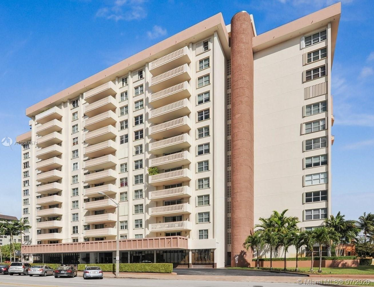 625  Biltmore Way #601 For Sale A10887571, FL