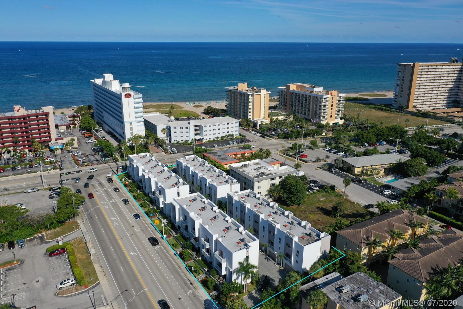 1343 N Ocean Blvd #1343 For Sale A10887907, FL