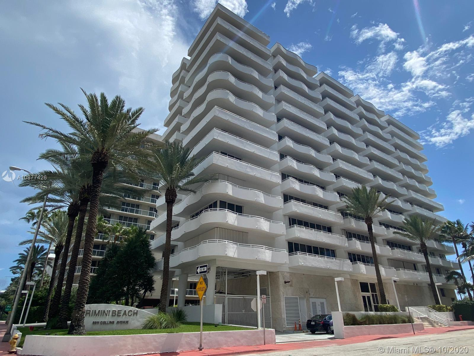 8911  Collins Ave #402 For Sale A10877426, FL