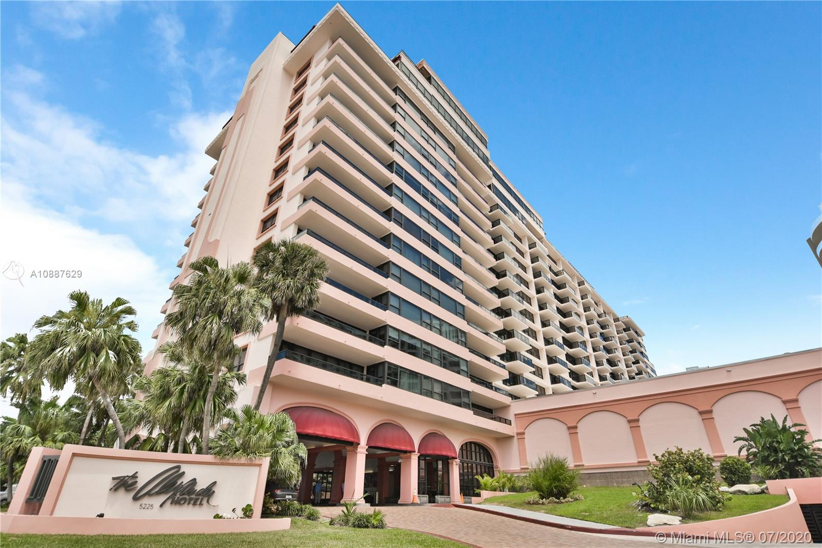 5225  Collins Ave #421 For Sale A10887629, FL