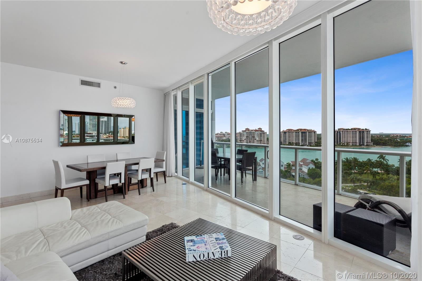 100 S Pointe Dr #1001 For Sale A10875534, FL