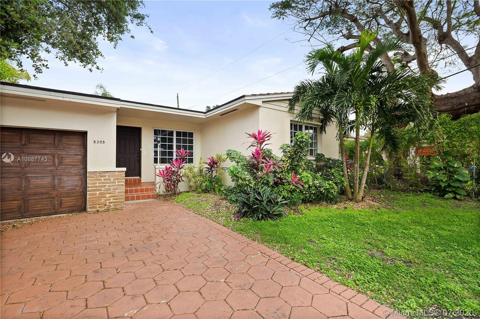 5305  Red Rd  For Sale A10887743, FL